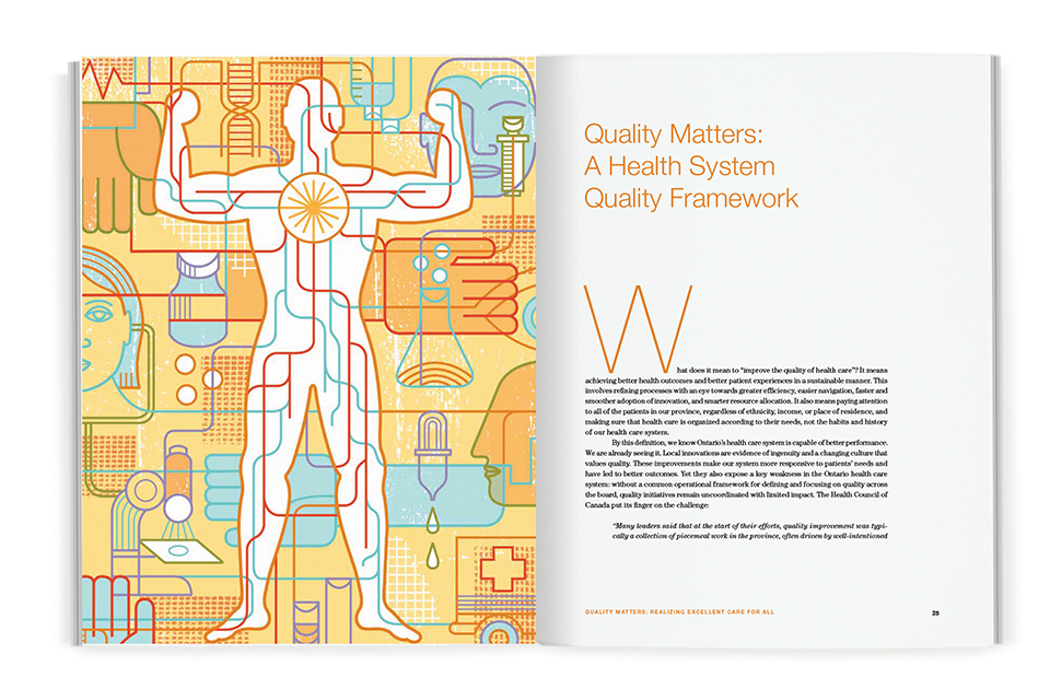 Spread of chapter titled Quality Matters: A Health System Quality Framework